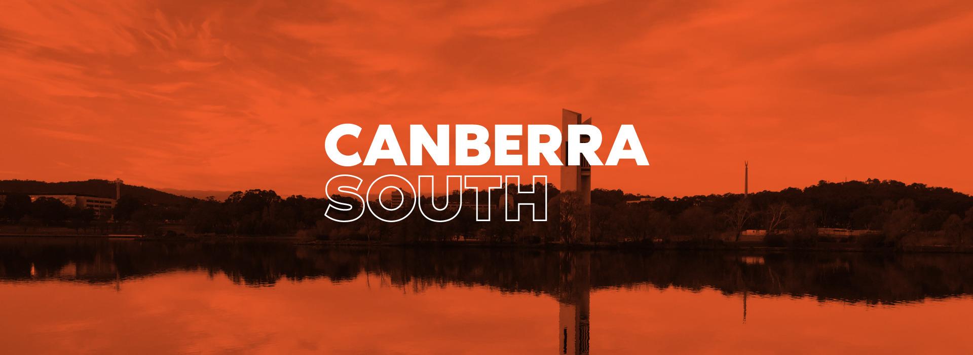 Canberra South Main image photo of lake