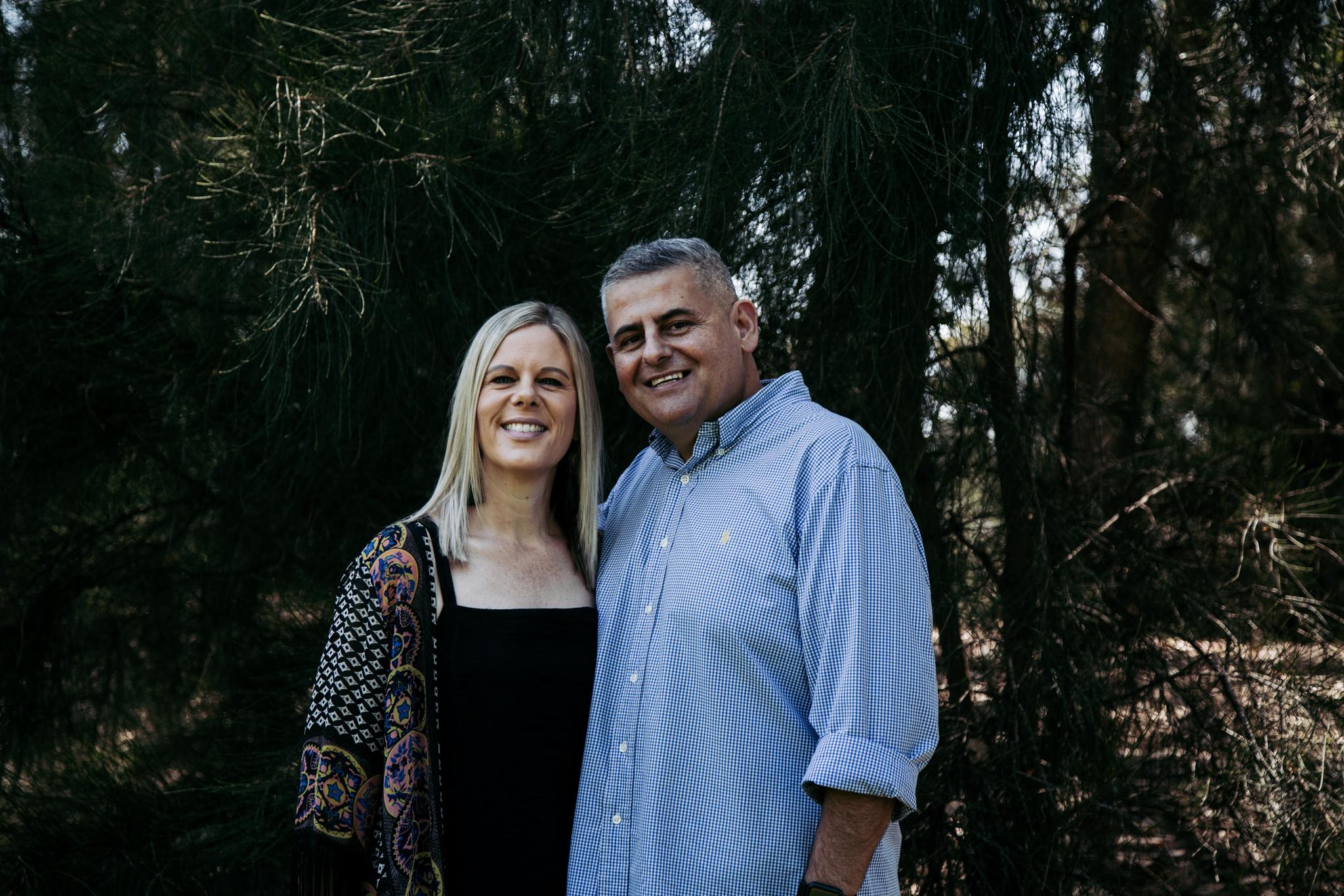 Scott & Rachael Hanzy